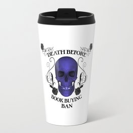 No book ban Travel Mug