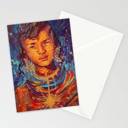 Kamon Stationery Cards