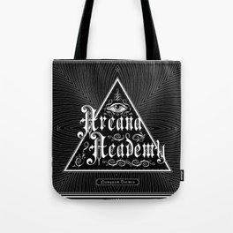 Arcana Academy - Nunquam Dormio Tote Bag