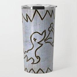 """""""Bone Man"""" Travel Mug"""