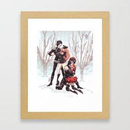 Blood on the Dance Floor - Unforgiven Framed Art Print