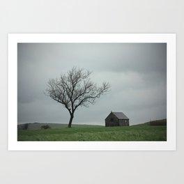 Remote Art Print
