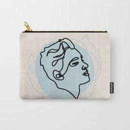 vigour line art Carry-All Pouch
