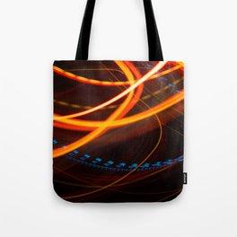 Lights II Tote Bag
