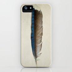 Single Feather Slim Case iPhone (5, 5s)
