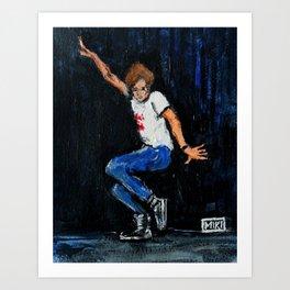 Vote For Pedro Art Print