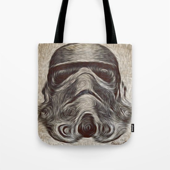 Vincent Stormtrooper Tote Bag