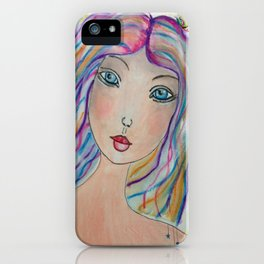 Love Fairy iPhone Case