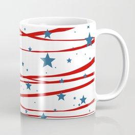 Stars and Stripes Coffee Mug