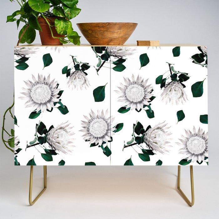 Protea Floral Pattern