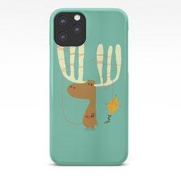 A moose ing iPhone Case
