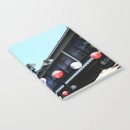 Little Tokyo Notebook