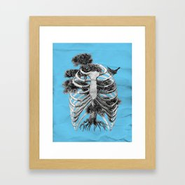 A Breath of Fresh Air Framed Art Print