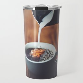 Dreams In My Coffee Travel Mug