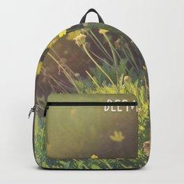 BEE MY FLOWER Backpack
