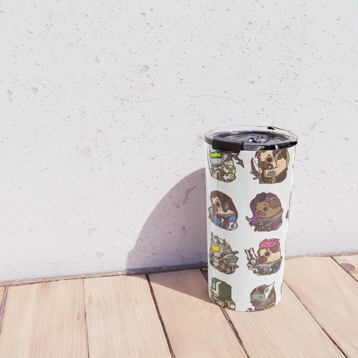 Pugliewatch Collection 2 Travel Mug