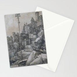 Albrecht Dürer - Saint Anthony (1519) Stationery Cards