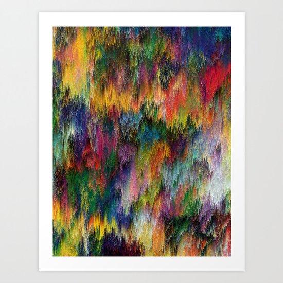 FibreOps Art Print