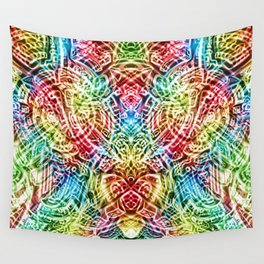 Tribo-Pineal Wall Tapestry