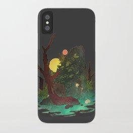 Headless Hunter iPhone Case