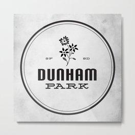 Dunham Park Metal Print