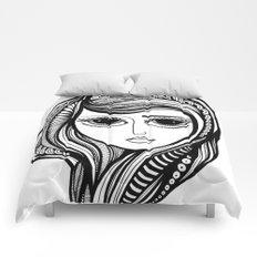 Tendrils #7 Comforters