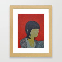Sherpa 1 Framed Art Print