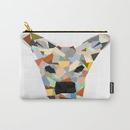 I'm quite fawn'd of you, my deer. Carry-All Pouch