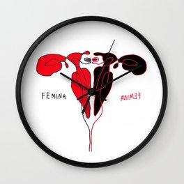 FEMINA I Wall Clock