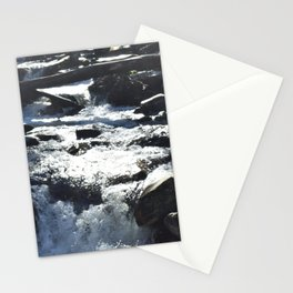 Bright Water Stationery Cards