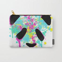 Panda Soul watercolour / watercolor animal t shirt, animal print t shirt, wildlife t shirt Carry-All Pouch