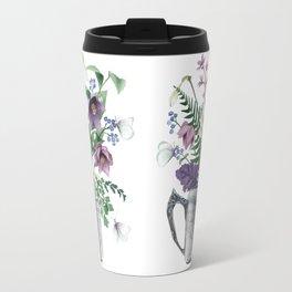 Butterfly Bouquet Travel Mug