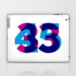 33/45 Laptop & iPad Skin