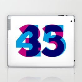 33/45 Laptop & iPad Skin