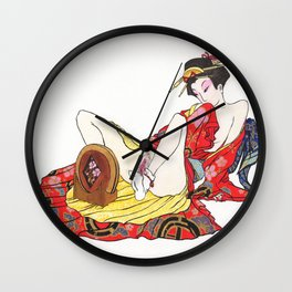 kagami Wall Clock