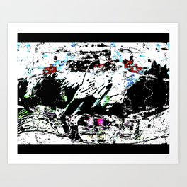 skate0107 Art Print