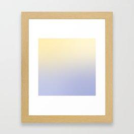 Candied Violets Framed Art Print