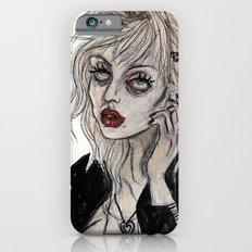 Courtney love cobain Slim Case iPhone 6