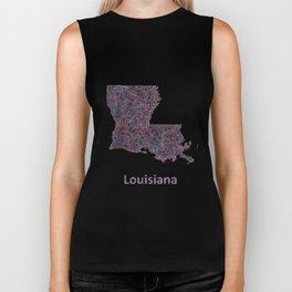 Louisiana Biker Tank