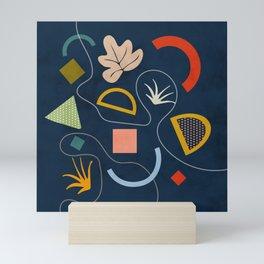 Minimal III Mini Art Print
