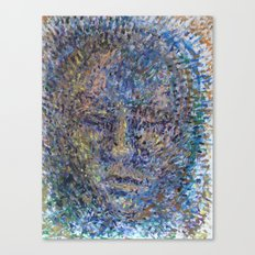 The Face of Man Canvas Print