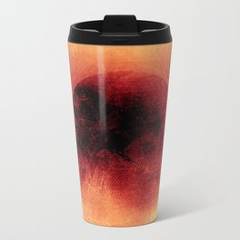 Circle Composition IV Travel Mug
