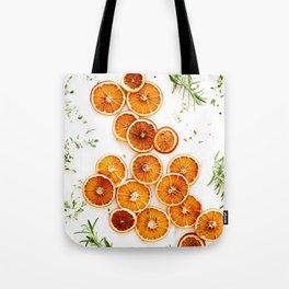Pure Citrus (Color) Tote Bag