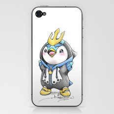 Bow down to thy Emperor!   iPhone & iPod Skin