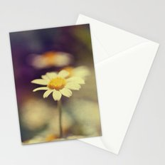 buttercup daisies Stationery Cards