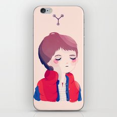 Marty iPhone & iPod Skin