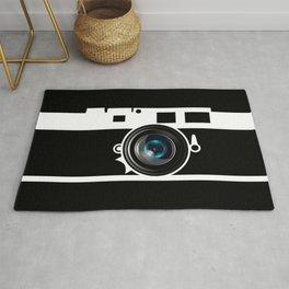 Camera Lens Rug