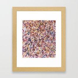 Skins Framed Art Print