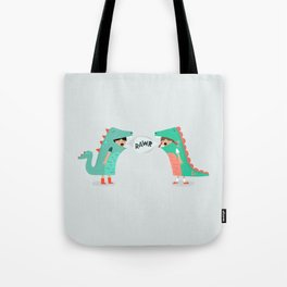 means 'I love you' Tote Bag