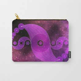 cosmic yin yang Carry-All Pouch